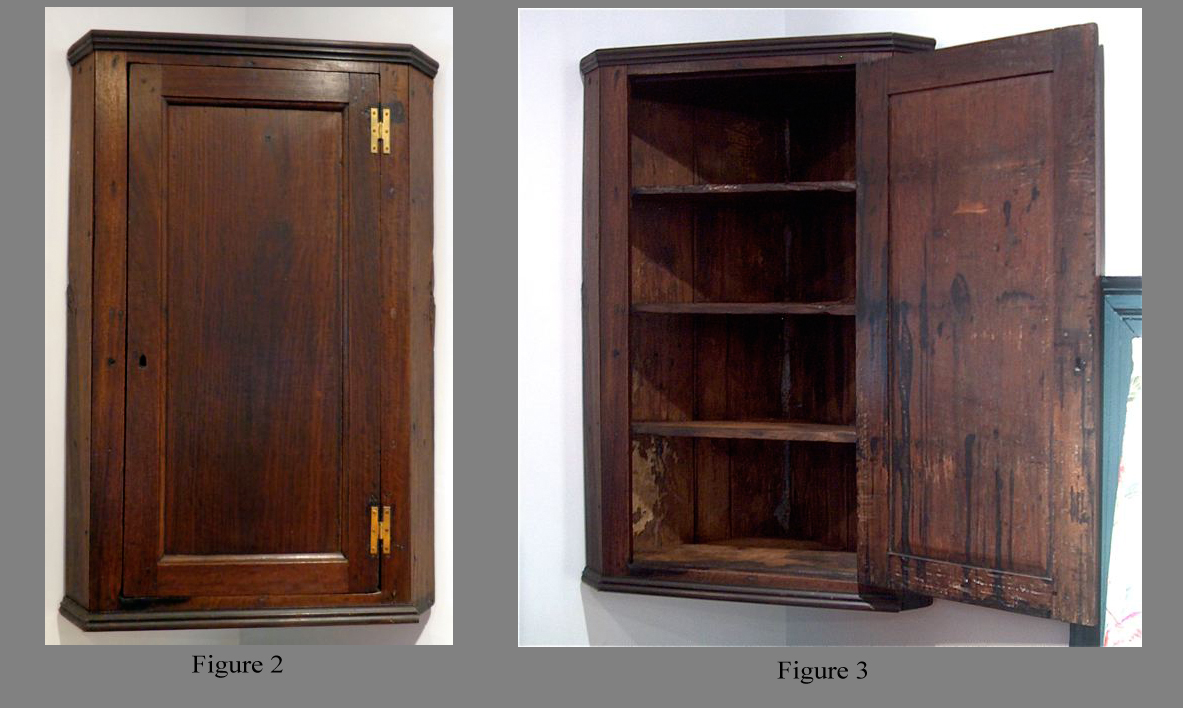 Cabinet Shop Names Recent Furniture Discoveries From The William Seay Cabinet Shop
