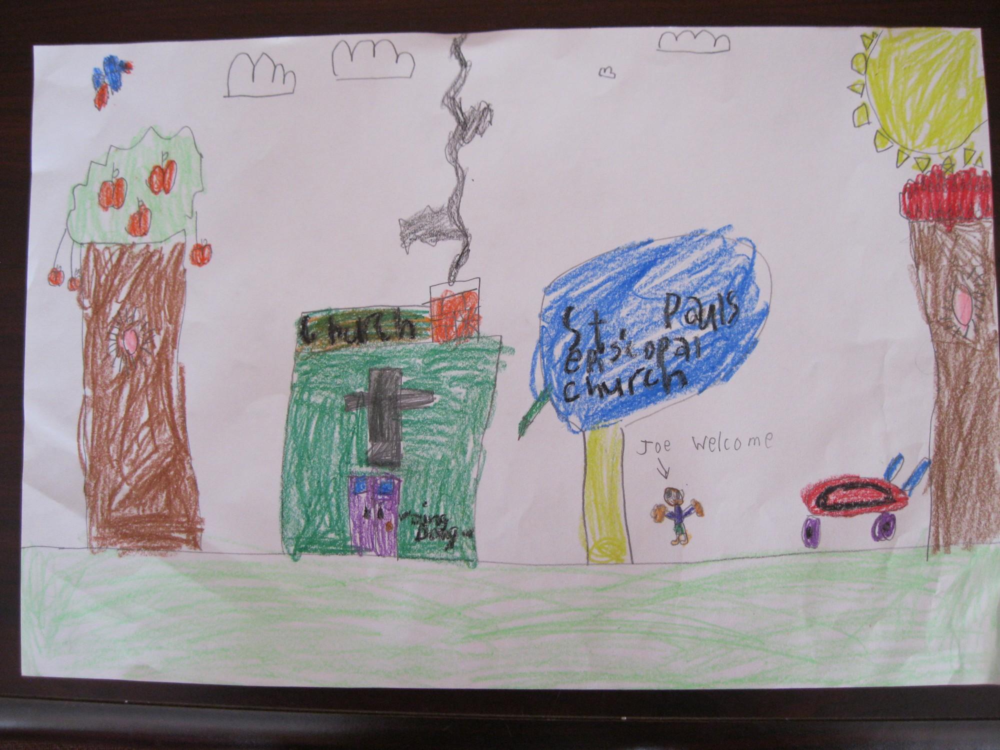 Christian Craddock, 1st Grade