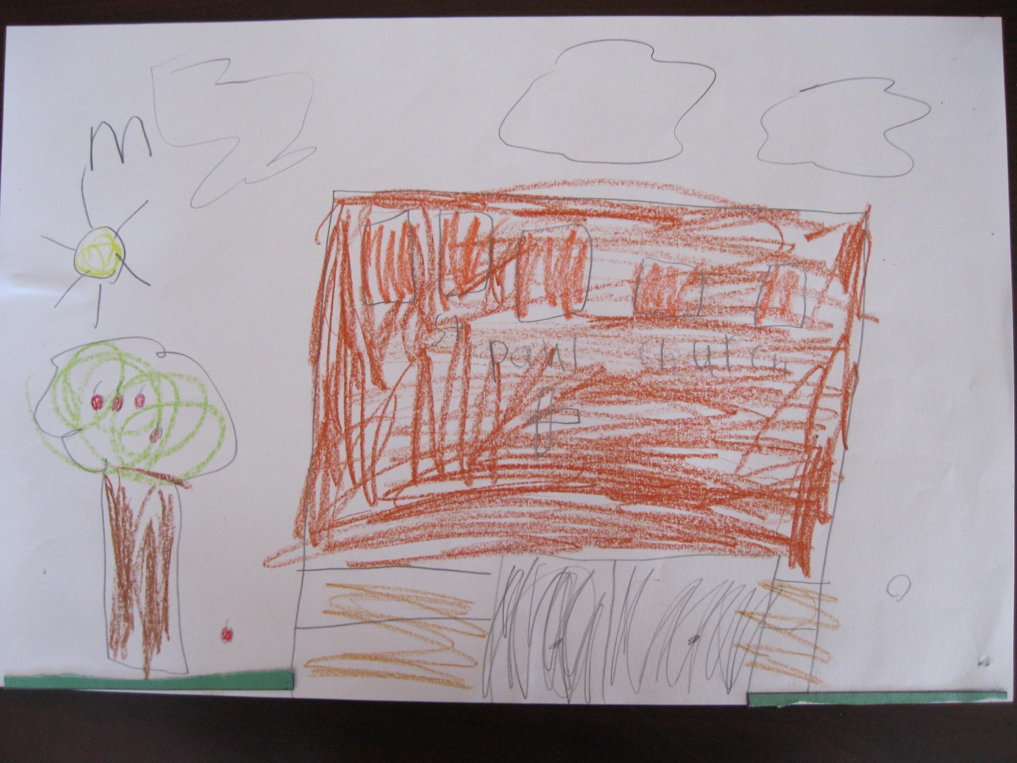 Ayden Furlough, 1st Grade