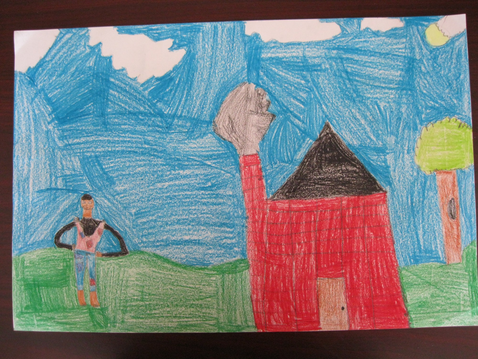 Breanna Thatcher, 2nd Grade