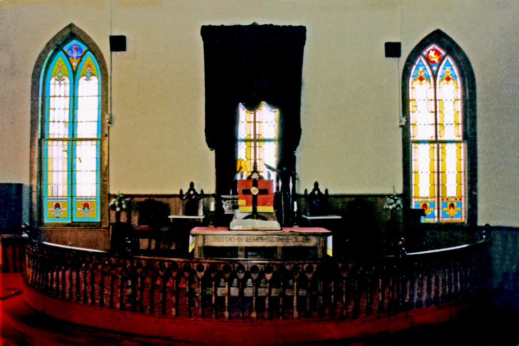 Pre-Isabelle Sanctuary of Kadesh Church