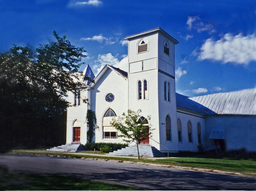 Kadesh A.M.E. Zion Church